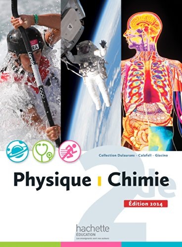 Physique-Chimie 2de compact - Edition 2014 par Michel Barde