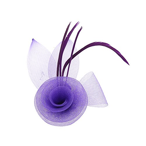 HotStyleZone - Béret - Femme Small Violet