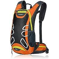 15L impermeabile ciclismo zaino - Anti-crack slittamento respirabile dello zaino della spalla zaino della bicicletta, iParaAiluRy