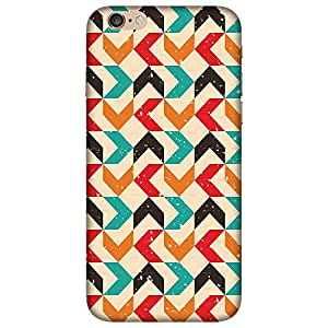 Bhishoom Printed Hard Back Case Cover for Apple iPhone 6S Plus - Premium Quality Ultra Slim & Tough Protective Mobile Phone Case & Cover