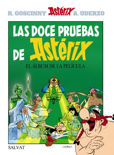Las doce pruebas de Asterix / The Twelve Tasks of Asterix