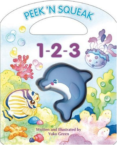 Peek 'n Squeak 1-2-3 (Little Rainbow Books)