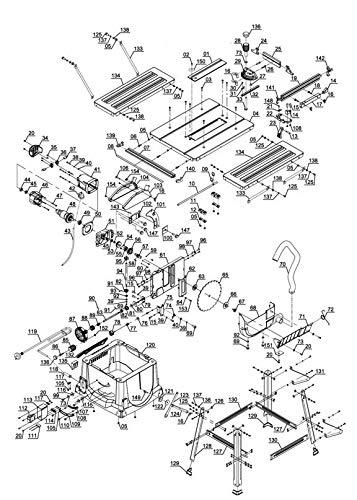 Einhell Tischkreissäge TC-TS 2025/1 U - 12