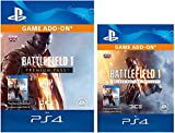 Battlefield 1: Premium Pass + FREE Deluxe Upgrade Online Code (PS4)