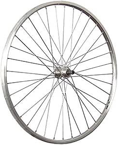 Taylor-Wheels 26 Pouces Roue arri/ère v/élo Jantes /à Chambre Creuse YAK19 Argent