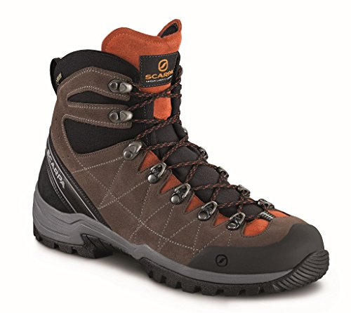 Scarpa Schuhe R-Evo GTX Men coffee/rust