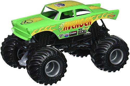 Monster Jam - Hot Wheels Avenger (Mattel)
