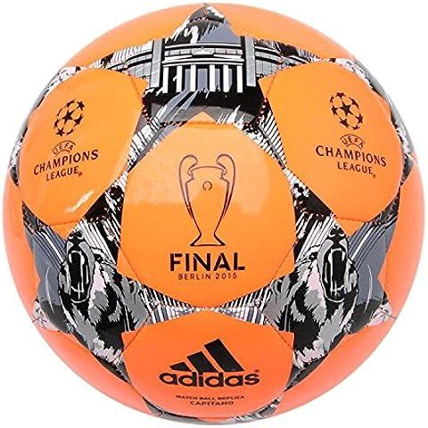 Fútbol Adidas Champions League Finale Berlin 2015Capitano [tamaño 5]