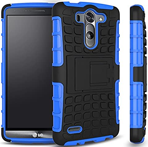 Housse Lg G3s - Nnopbeclik 2in1 Dual Layer Coque LG G3S