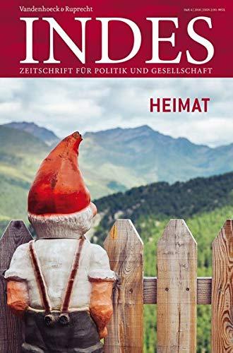 Heimat: Indes. Zeitschrift für Politik und Gesellschaft 2018, Heft 04