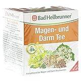 BAD HEILBRUNNER Magen- und Darm Tee Pyramidenbtl. 15 St Filterbeutel