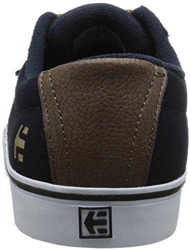 Etnies Jameson Vulc - Chaussures de Skateboard homme Bleu (Navy/Brown/White 480)