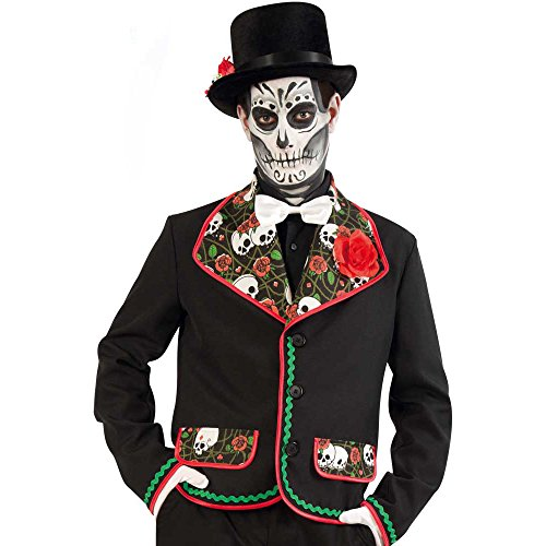 NEU Herren-Kostüm Jacke El Fargo, Gr. (Muertos De Dia Herren Kostüme Los)