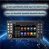 Autoradio Krando ANDROID 5.1 AUTORADIO PER MERCEDES BENZ SLK R171 2004-2011 AUTORADIO CAR MULTIMEDIA ANDROID DVD GPS NAVIGATION