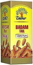Dabur Badam Tail - 100% Pure Almond Oil - 100 ml