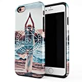 Coque House Étui pour iPhone 6 Plus & 6s Plus Working Out On Beach Relaxing Exercise...