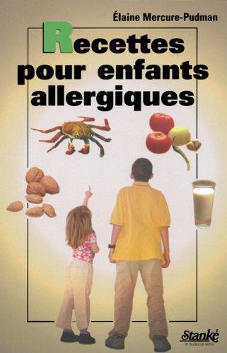 Recettes pour enfants allergiques