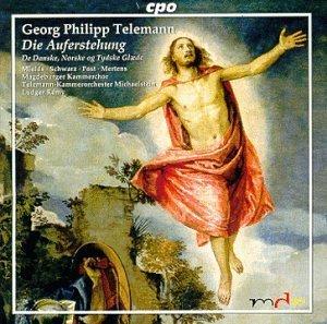 Telemann: Die Auferstehung (1999-06-15) (1999 Auferstehung)