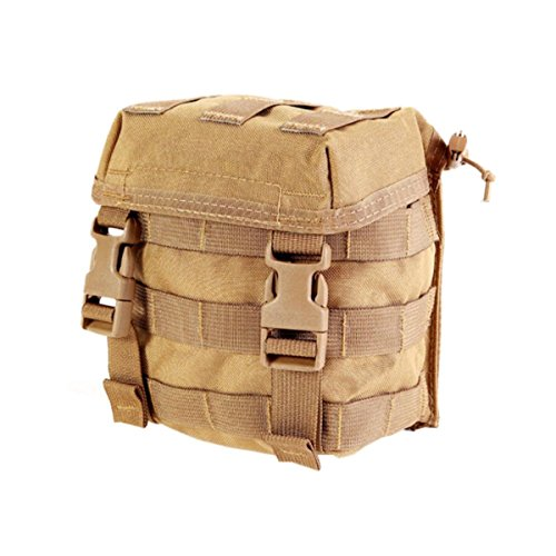 HSGI Canteen 2QT Pouch Coyote Brown (Coyote Pouch Canteen Molle)