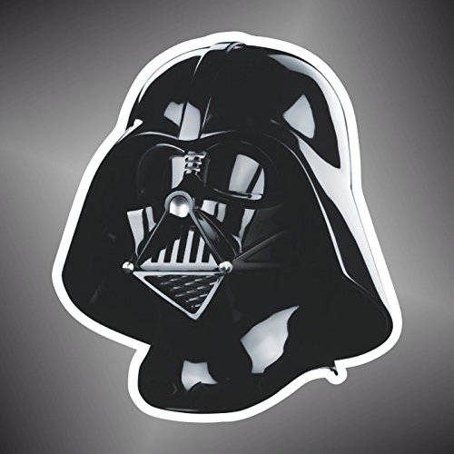 Aufkleber - Sticker Darth Vader Star Wars Comics Cartoon sticker
