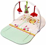 East Coast Twilight Changing Mat with Play Arch for Newborn (Off-White)