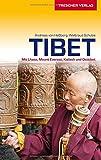 Reiseführer Tibet: Mit Lhasa, Mount Everest, Kailash und Osttibet (Trescher-Reihe Reisen) - Andreas von Heßberg
