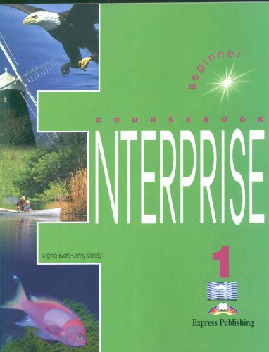 Enterprise. Student's book. Per le Scuole superiori: 1