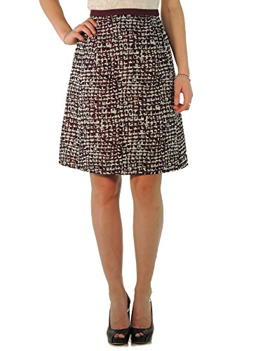 max-mara-womens-skirt-multicolour-multi-coloured-m