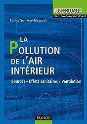 La pollution de l'air intérieur - Sources. Effets sanitaires. Ventilation