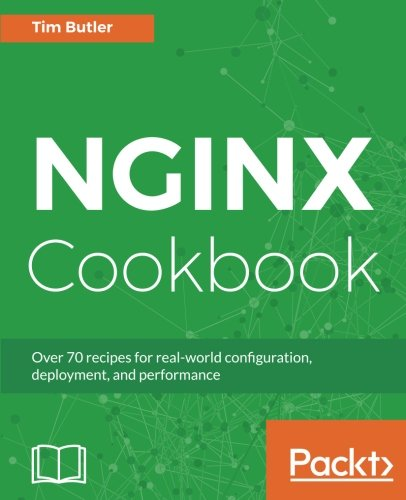 NGINX Cookbook por Tim Butler