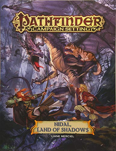 Pathfinder Campaign Setting: Nidal, Land of Shadows
