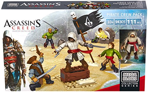 Assassin's Creed Pirate Crew Pack ()
