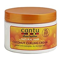 Cantu Shea Butter Coconut Curling Cream 33 12 Ounces
