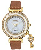 Exotica Fashions Ladies watch with water...