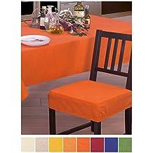 Amazon.it: cuscini sedie cucina con fascia elastica ...