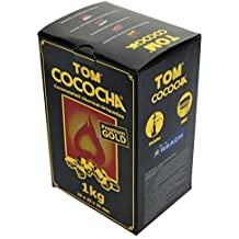 Tom Cococha 4168 amarello Carbón Natural, ...
