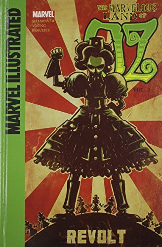 The Marvelous Land of Oz by Eric Shanower (2014-01-06)