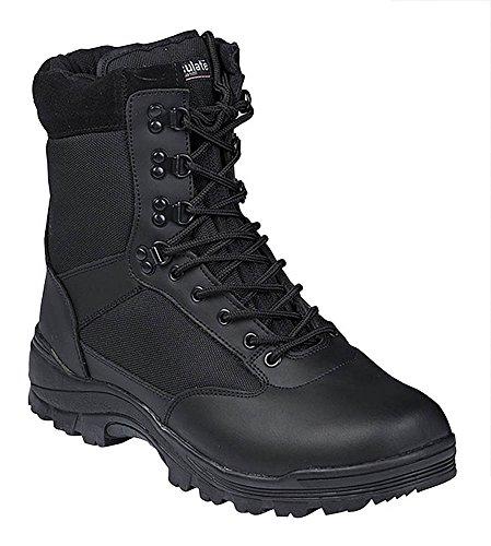 SWAT Stiefel schwarz Gr. 49 Herren Military Fashion Stiefel