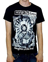 "At The Gates ""Slaughter Of The Soul"" Vintage Style T-shirt"