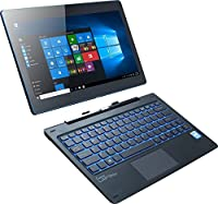 Micromax Canvas Laptap II (WIFI) Atom - (2 GB/32 GB EMMC Storage/Windows 10 Home) 89-04132-42849-2 LT777W 2 in 1 Laptop (11.6 inch, Black, 1.5 kg)