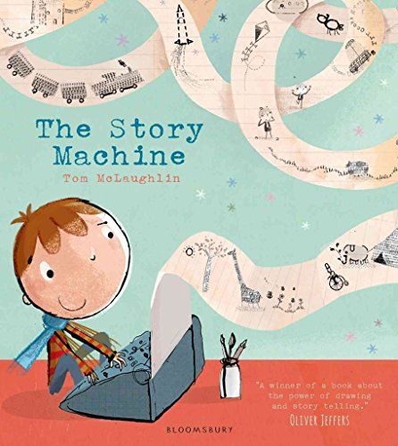[(The Story Machine)] [By (author) Tom McLaughlin] published on (March, 2015)