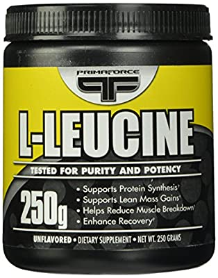 Primaforce L-Leucine Unflavored - 250 g from Primaforce
