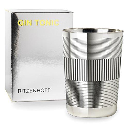 Ritzenhoff Next Gin Design Ginglas, Gin Tonic, Becher, Schnaps, Glas, Frühjahr 2017, Piero Lissoni, 250 ml, 3530005