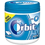 Orbit - Chicle Sin Azúcar con Sabor a Menta, 60 grágeas - [Pack de 2]