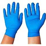 KLEENGUARD G10 Nitrile Gloves, Medium, Artic Blue, 200/Box