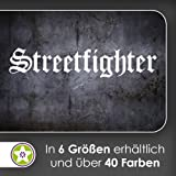 Streetfighter old Wandtattoo in 6 Größen - Wandaufkleber Wall Sticker