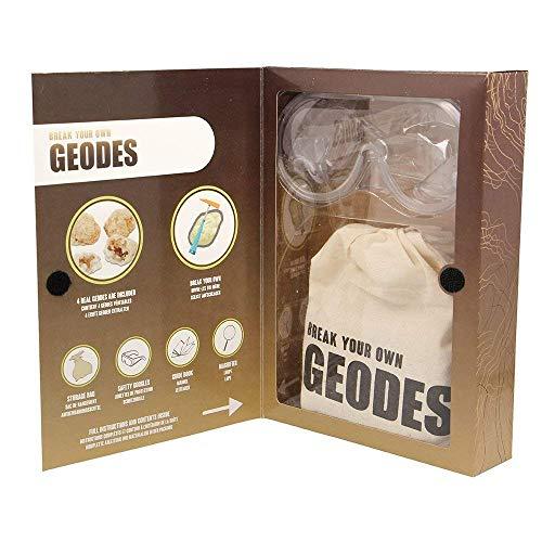 Magnoidz Geology Break Your Own Geodes Kit