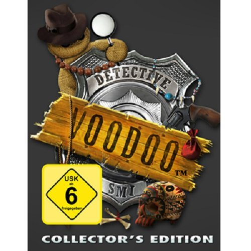 Voodoo Chronicles First Sign Collector's Edition
