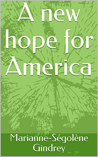 Book cover image for A new hope for America