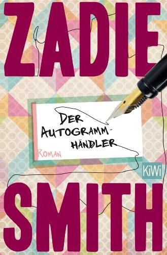 Der Autogrammhändler: Roman